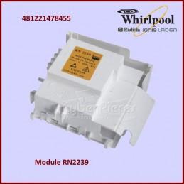 Carte électronique Moteur RN2239 Whirlpool 481221478455 CYB-079433