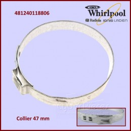 Collier 45.5mm Whirlpool 481240118806 CYB-051156