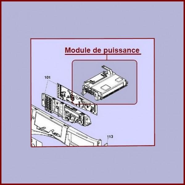 Module de puissance Brandt 55X7760