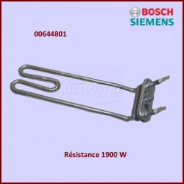 Résistance 1900W Bosch...