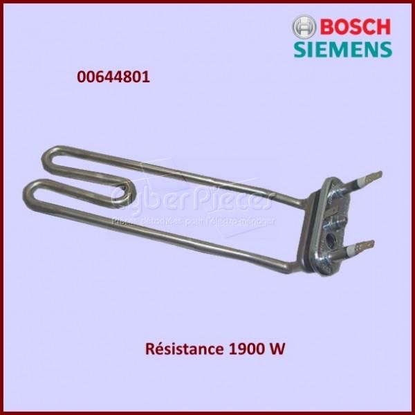 Résistance 1900W Bosch 00644801