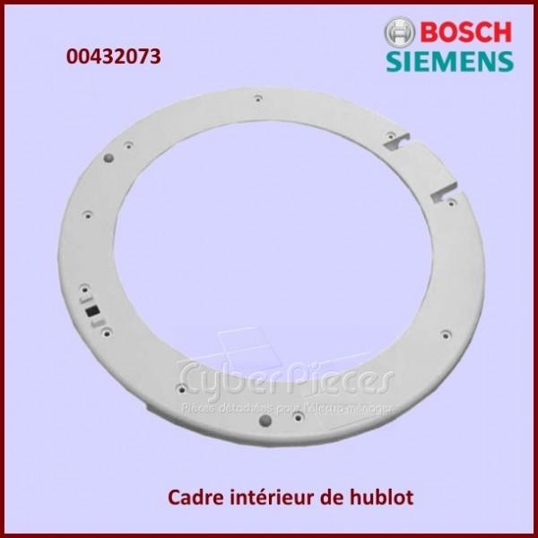 Cadre intérieur de hublot Bosch 00432073