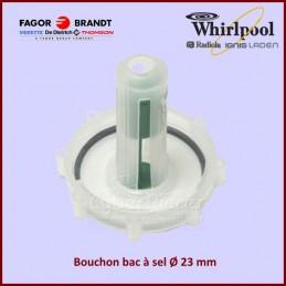 Bouchon du bac à sel Whirlpool 481946278576 CYB-013505