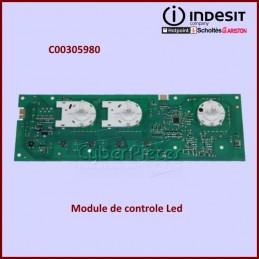 Carte de contrôle LED Indesit C00305980 CYB-351836