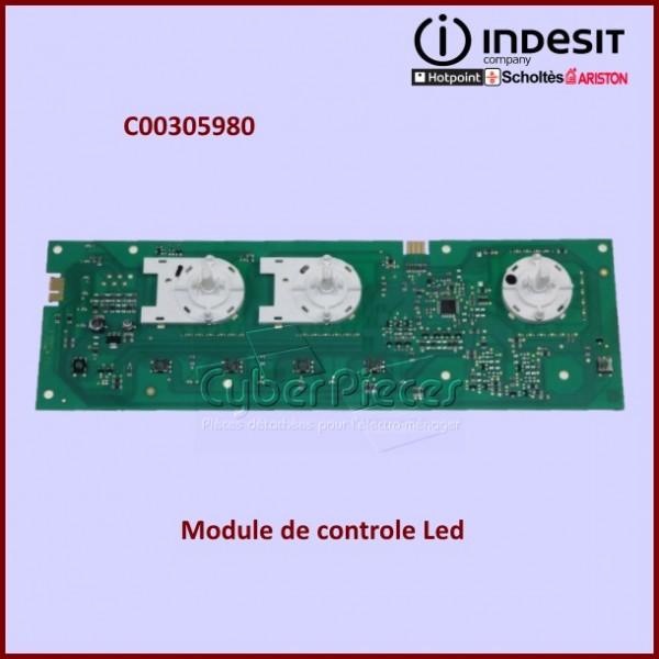 Module de contrôle LED Indesit C00305980