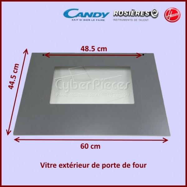 Vitre extérieur de four Candy 42390246