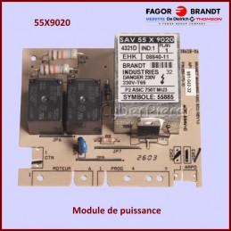 Carte de puissance Brandt 55X9020 CYB-092340