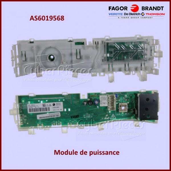 Carte de commande Brandt AS0014510
