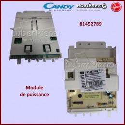 Carte électronique de puissance Candy 81452789 CYB-099875