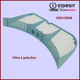 Filtre à peluches Indesit C00113848 CYB-054799