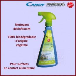 Nettoyant désinfectant contact alimentaire CYB-105699