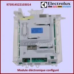 Carte électronique configuré Electrolux 973914522103014 CYB-266741