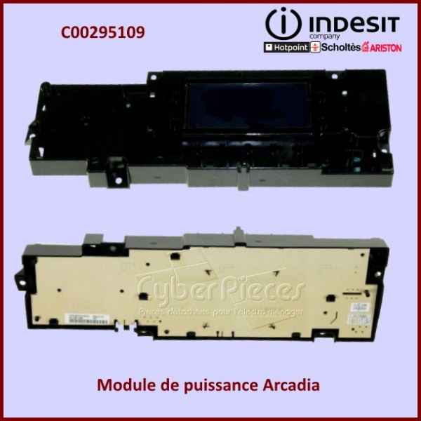 Carte électronique de puissance Indesit C00295109