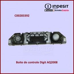 Boite de contrôle DIGIT AQ2008 Indesit C00283392 CYB-350389