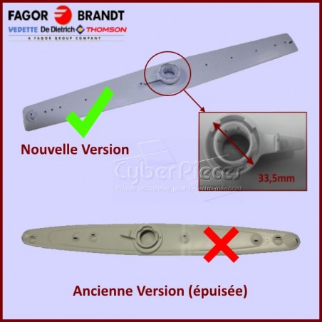 Bras moulinet supérieur Brandt AS6022292