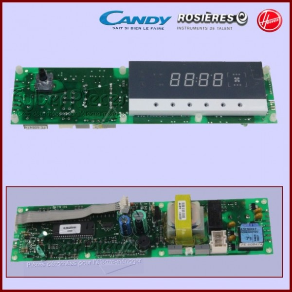 Carte Electronique 41012027