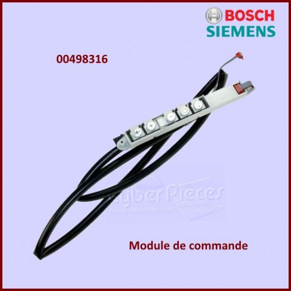 Module de commande hotte Bosch 00498316