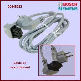 Câble de raccordement Bosch 00645033 CYB-298766
