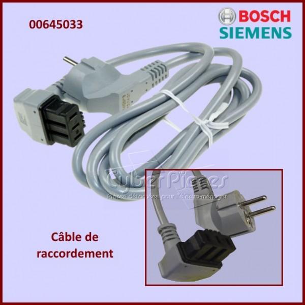 Câble de raccordement Bosch 00645033