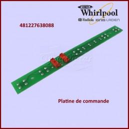 Carte électronique de commande Whirlpool 481227638088 CYB-184199