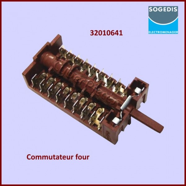 Commutateur de four 32010641