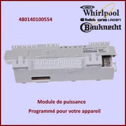 Carte électronique configurée Whirlpool 480140100554 GA-178075