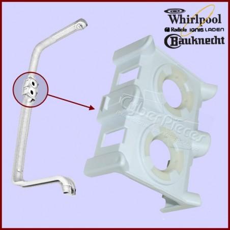 Raccord de tube avec 2 Joints Whirlpool 481253029431