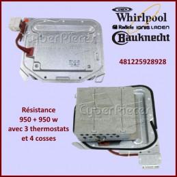 Résistance 950 + 950 w /...