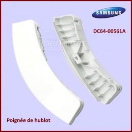 Poignée de hublot Blanche Samsung DC64-00561A CYB-038973