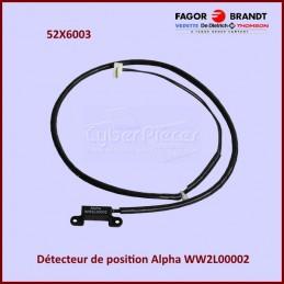 Détecteur de Positions Alpha 52X6003 CYB-091183