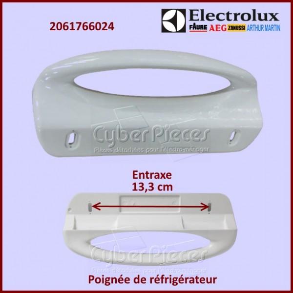 Poignée de porte entraxe 13,3 cm Electrolux 2061766024