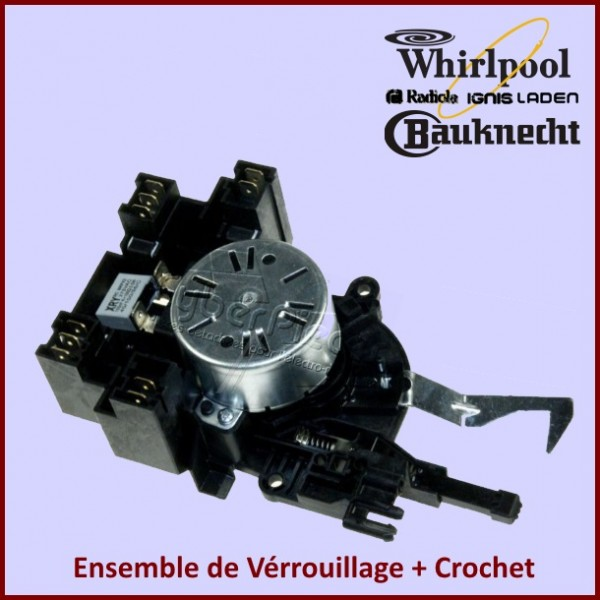 Verrouillage + Crochet 481010555032