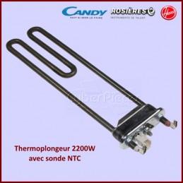 Résistance 2200 W + sonde NTC Candy 41029722 CYB-066204