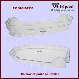 Balconnet Support Bouteille Whirlpool 481010464931 CYB-078740