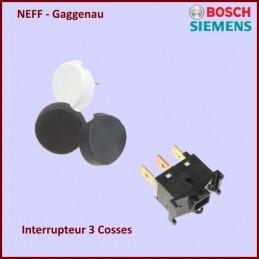 Interrupteur de Hotte 00613512 Bosch Siemens CYB-282628