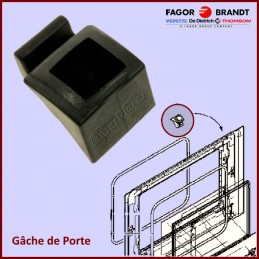 Gâche de Porte AS6005802 BRANDT CYB-270281