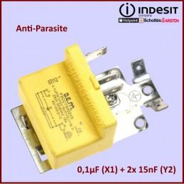 Filtre anti-parasites...