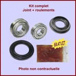 Kit 2 Roulements + 2 Joints...