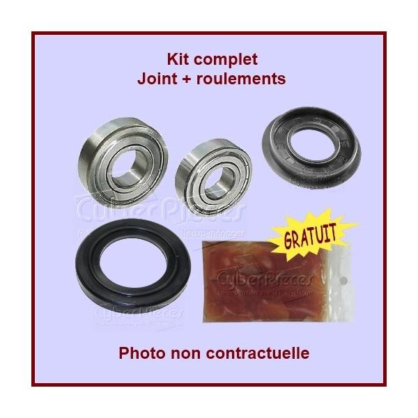 Kit 2 Roulements + 2 Joints de palier Sidepar 03010544