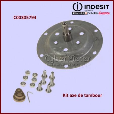 Kit axe de tambour Indesit C00305794