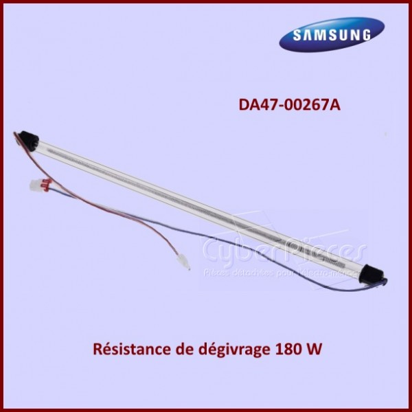 Résistance de dégivrage Samsung DA4700267A