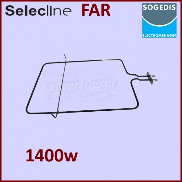 resistance sole 1400w 73919 ex c9200r puis pour resistances chauffantes fours ou. Black Bedroom Furniture Sets. Home Design Ideas