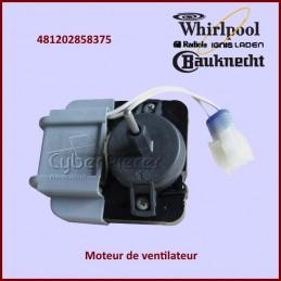 Moteur de ventilateur Whirlpool 481202858375 CYB-179515