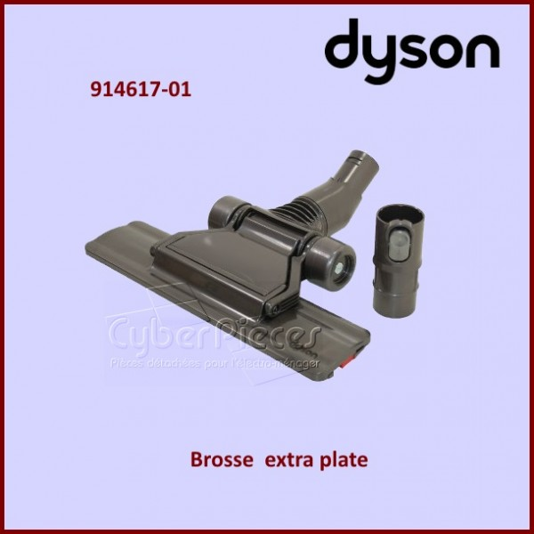 brosse extra plate dyson 91461701 pour aspirateur petit. Black Bedroom Furniture Sets. Home Design Ideas