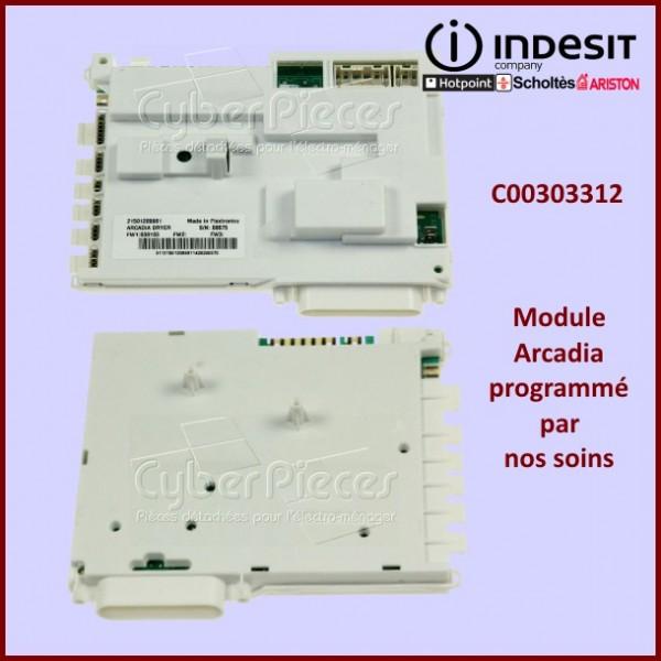 Module Arcadia DRYER Indesit C00303312