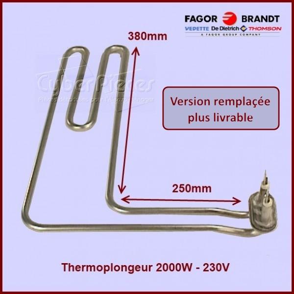 Thermoplongeur 2000W Brandt Lv3