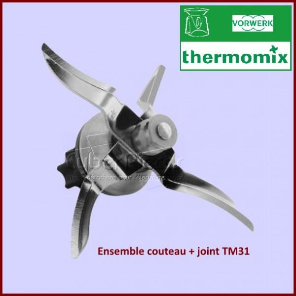 couteaux joint thermomix tm31 30525 pour robot menager cocotte autocuiseurs petit. Black Bedroom Furniture Sets. Home Design Ideas