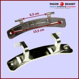 Charnière de hublot Brandt L79G000A9 CYB-011983