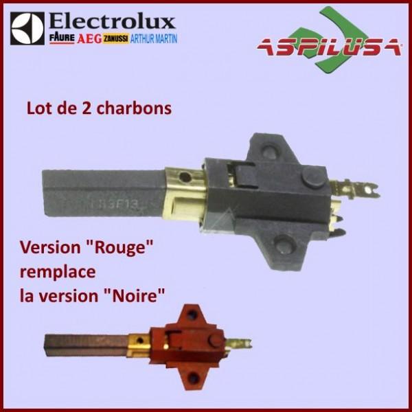 Charbon avec support 32x11x6,5mm Aspilusa