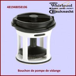 Bouchon de pompe Whirlpool 481948058106 CYB-000352